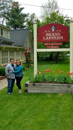 The Perfect Anniversary B&B