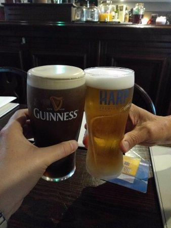 Glin, Irlandia: Cheers!
