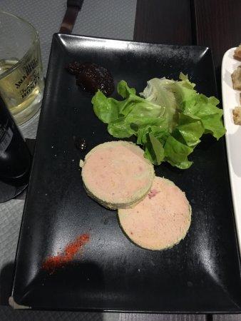 Flassans-sur-Issole, France : foie gras