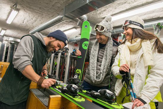 Ski Shop - Village Club Cap'vacances Flaine
