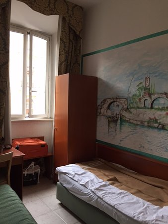 Nazional Rooms Hotel Rome