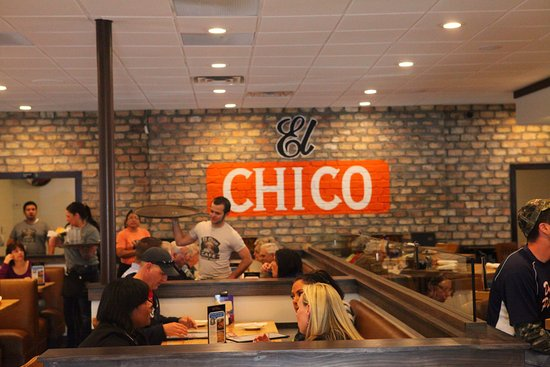 Richland Hills, TX: Inside our restaurant