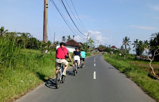 Bali Natural Cycling Tour
