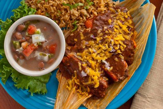 ริชแลนด์ฮิลส์, เท็กซัส: Tamales
