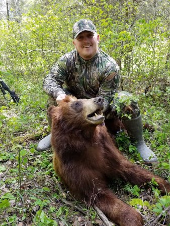 Manitoba, Canada: Bear Hunting