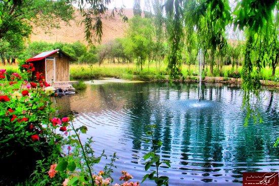 Eqlid, Iran: Gur Bahram Aspas spring