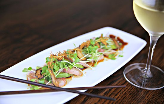The Gathering Table Restaurant: New Style Hamachi