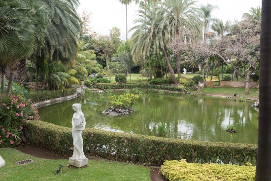 Hotel Botanico & The Oriental Spa Garden: Der Park