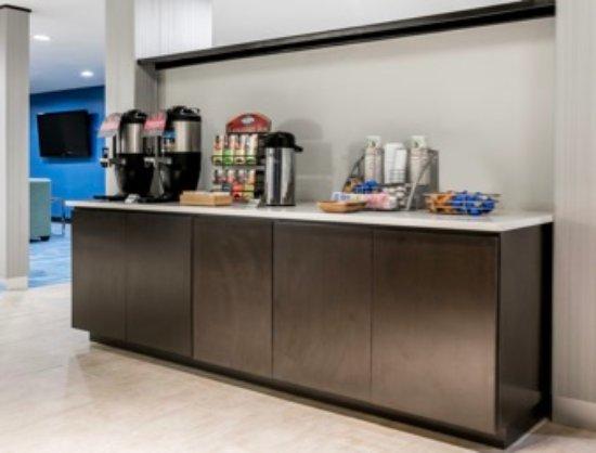Irving, Teksas: 24 hour coffee/tea station