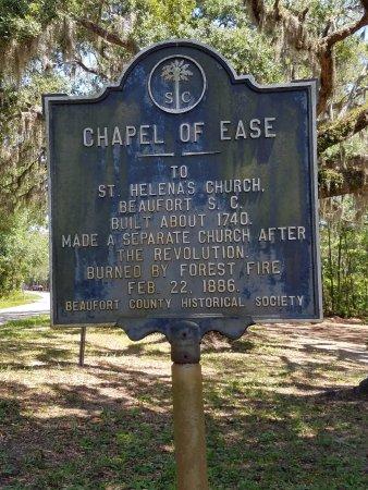 Saint Helena Island, SC: Chapel of Ease