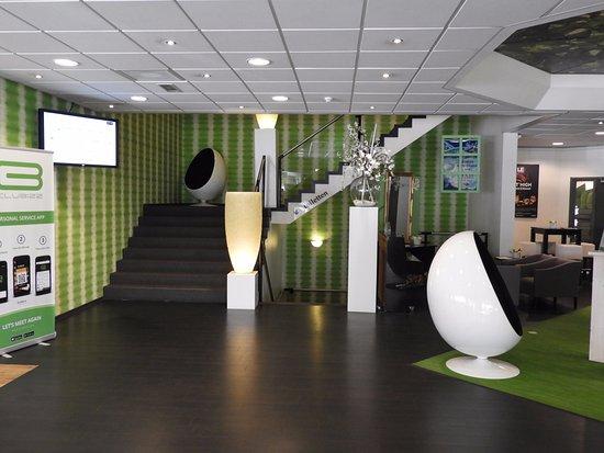 Best Western Plus Rotterdam Airport Hotel : Onthaal