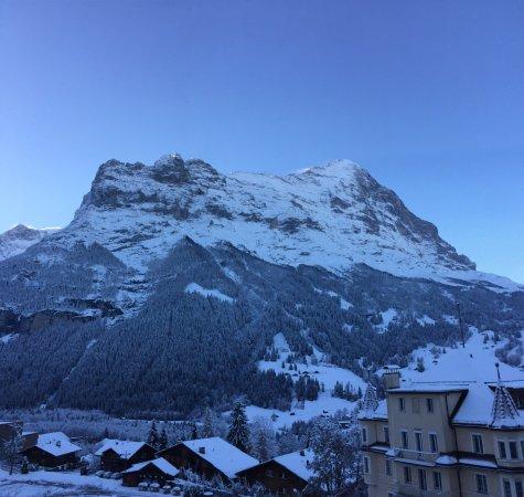 Hotel Kreuz & Post: View from my balcony