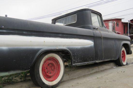 Tijuana, México: Used car lot - TJ