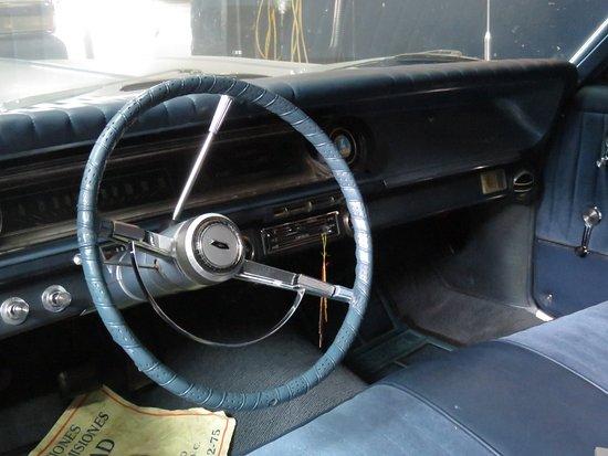 Tijuana, México: Restored Classic Car - TJ