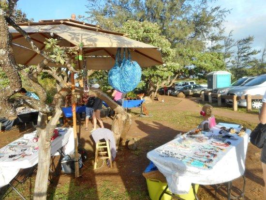 Paia, Havai: Vendors