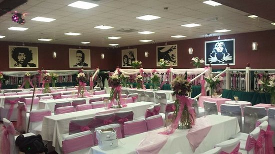 Amazing Venue For Wedding Receptions And Parties
