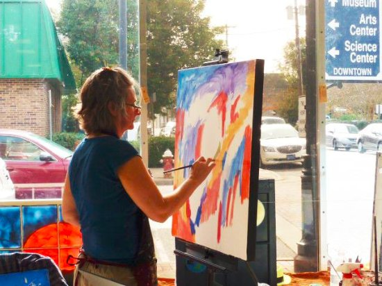 Elizabeth City, NC: Join our artists community during every First Friday ArtWalks in the downtown area.