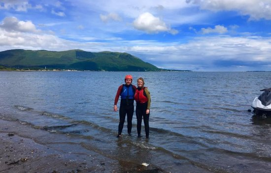 Warrenpoint, UK: Water Sports
