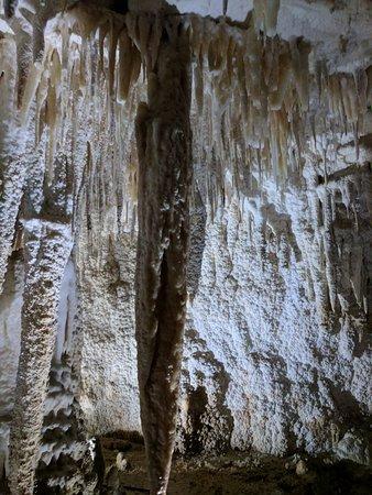Otorohanga, Nieuw-Zeeland: Large Stalactite
