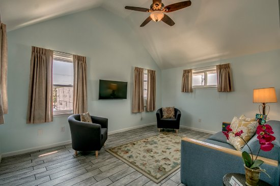 3 Bedroom Family Apartment (living room with sleeper sofa ...