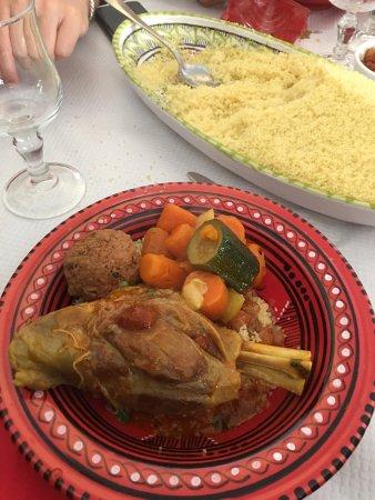 Restaurant Dounia Zed Rue Assalit Nice