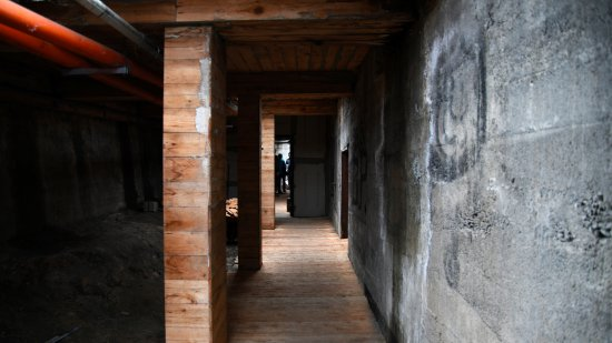 Port Angeles Underground Heritage Tours