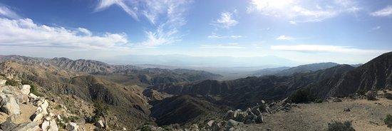 Twentynine Palms, Californien: Keys View... WOW!