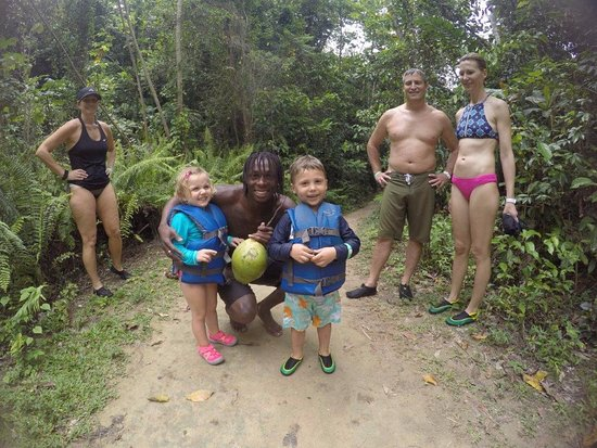 Phil Lafayette Tours: Searching for coconuts