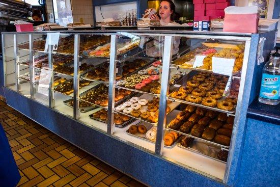 Many of Donut Master's Doughnuts