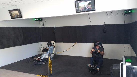 Le Studio de Realite Virtuelle