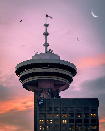Photo of Tourist Attraction Vancouver Lookout at 555 West Hastings Street, Vancouver V6B 4N6, Canada