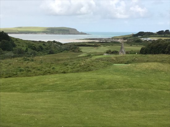 St. Enodoc Golf Course: photo0.jpg