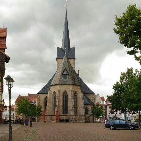 Duderstadt, Duitsland: St. Servatiuskirche