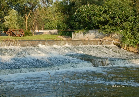 Alliston, Canada: Nicolston Dam Essa Township.