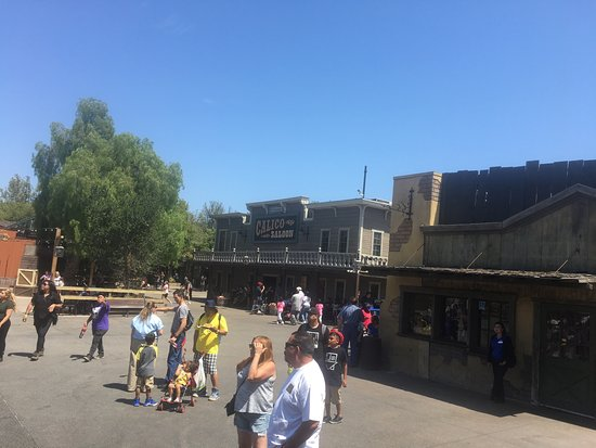 Knott's Berry Farm: photo0.jpg