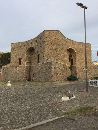 Torre Normanna di avvistamento di S. Angelo