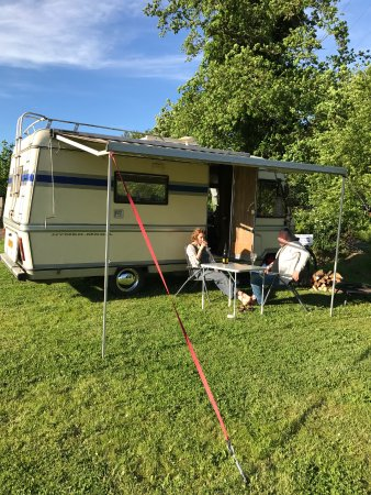 Carte camping cantley