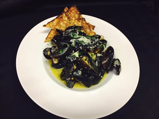Strathmore, Canada: Mussels
