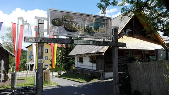 Rosegg, Áustria: Eingangsbereich