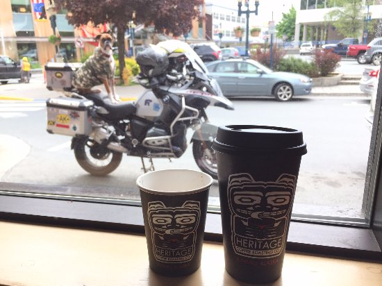 Heritage Downtown Cafe #1: Heritage coffee is for everyone
