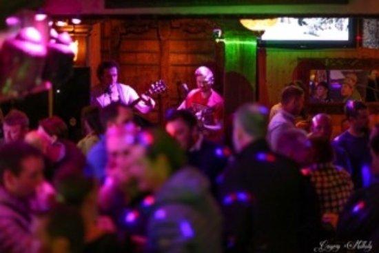 Live Music at The Tibetan Cafe Morzine