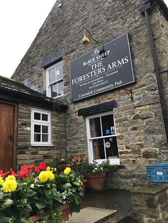 Carlton, UK: The Foresters Arms