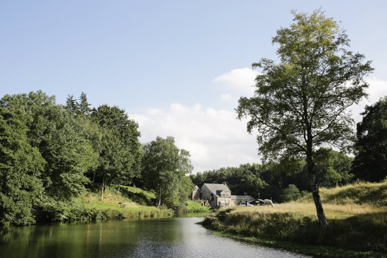 Brampton, UK: New Mills Tour Fishing Park