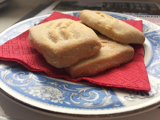 Brighton House: Yummy shortbread cookies for tea time