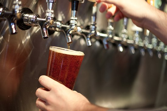 "Decatur, Джорджия: Try Our Casked ""Real Ale"" On Your Next Visit"