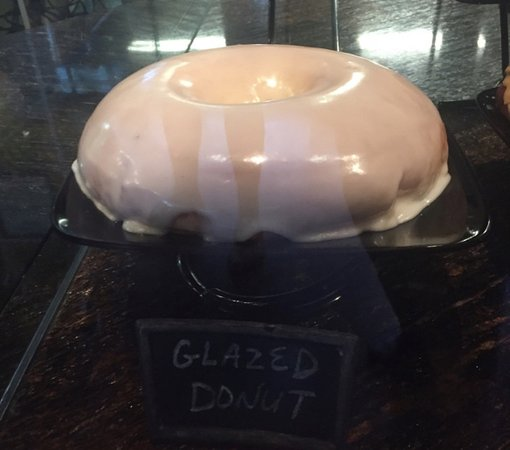 Pavel's Backerei : Glazed donut