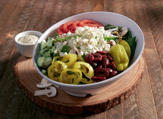 Decatur, Джорджия: Nothing Beats Our Greek With Our Original Esperanza Dressing