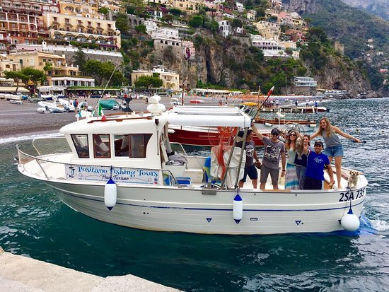 ‪Positano Fishing Tours‬
