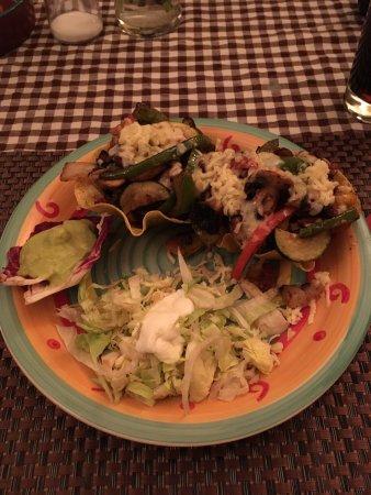 Dos Amigos: Tacos Verduras :)