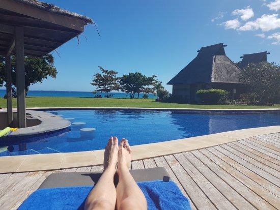 Namuka Bay Lagoon Resort Photo